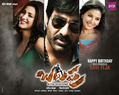 Balupu 2013 Telugu Full Watch Movie Online