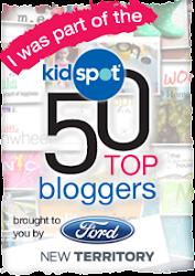 I'm a Top Blogger