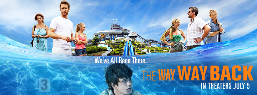 The Way Way Back movie