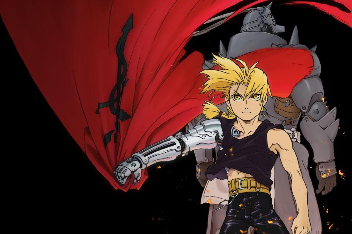Full Metal Alchemist HD & Widescreen Wallpaper 0.127989429366217