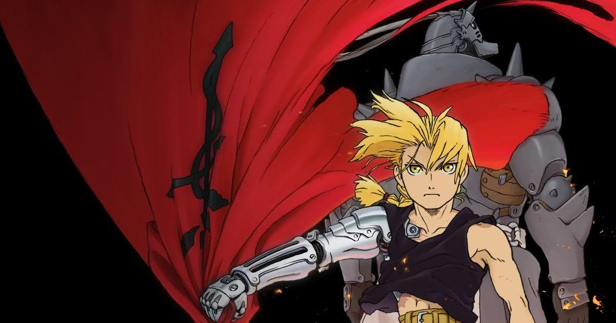 Alchemist date full metal movie release