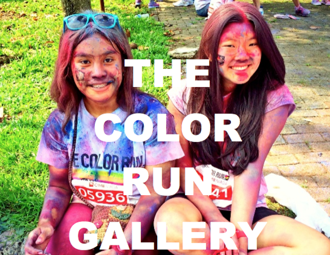 Color Run Gallery♡