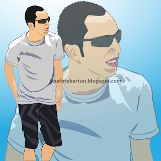 edit foto kartun wajah - jasafotokartun.blogspot.com