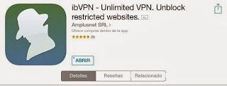 Como configurar un VPN  y ver sitios bloqueados sea Twitter, Facebook o tener mas app en Freemyapps 1