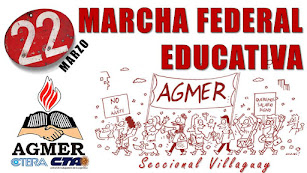 PARO NACIONAL - MARCHA FEDERAL EDUCATIVA -