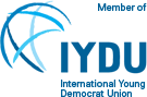 Member, International Young Democrat Union