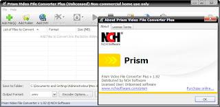 prism video converter key