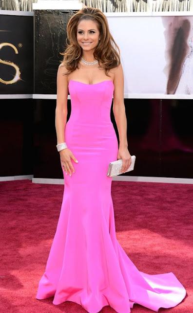 Fashion at The Oscars 2013