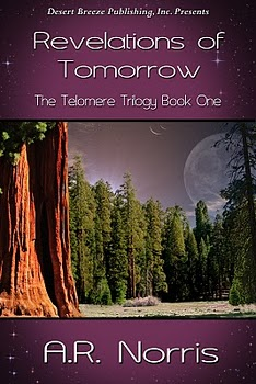 THE TELOMERE TRILOGY BOOK ONE: REVELATIONS OF TOMORROW
