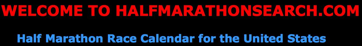 April Half Marathon Calendar 2013 in the United States Halfmarathonsearch.com