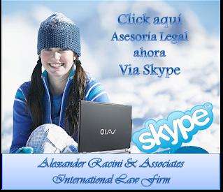 Consulta Legal Skype ahora