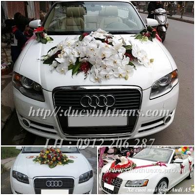Cho thuê xe cưới tại Hà Nội