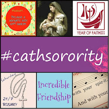 Proud #cathsorority member!
