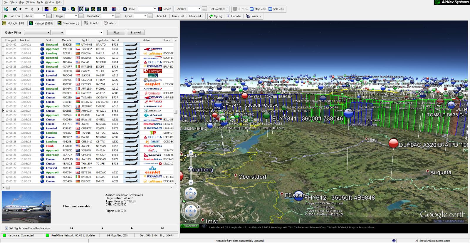 airnav live flight tracker live hexadecimal flight icao registration squawk l s