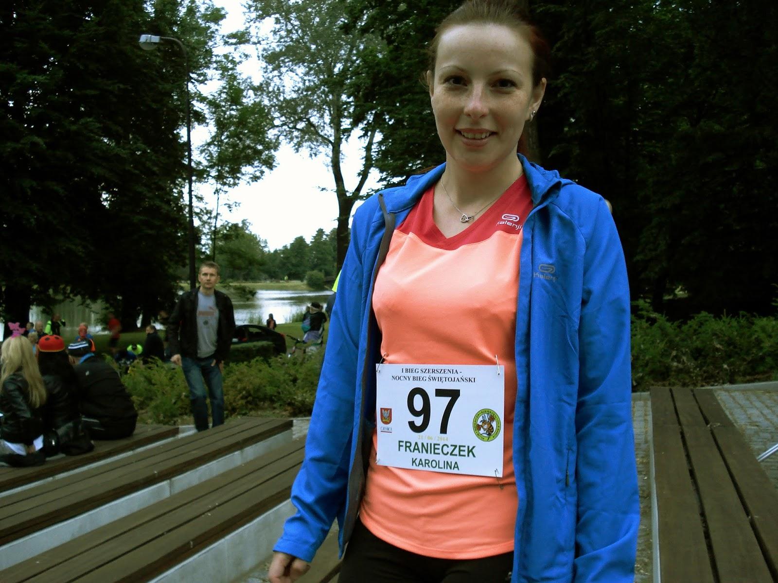 Bieganie, Trening, Zawody