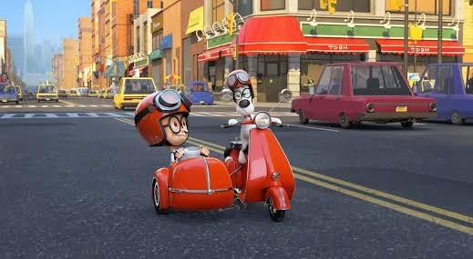 Mr. Peabody & Sherman soon on PH cinemas