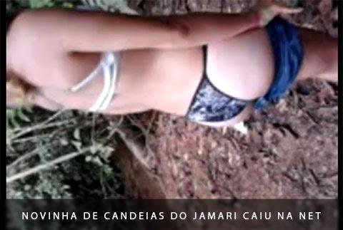 Novinha de candeias do jamari caiu na net