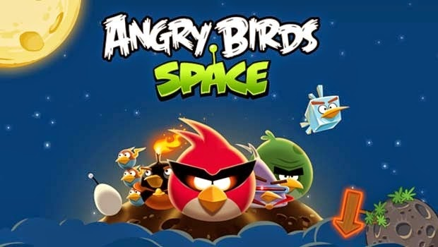 ANGRY BIRDS: SPACE FREE DOWNLOAD