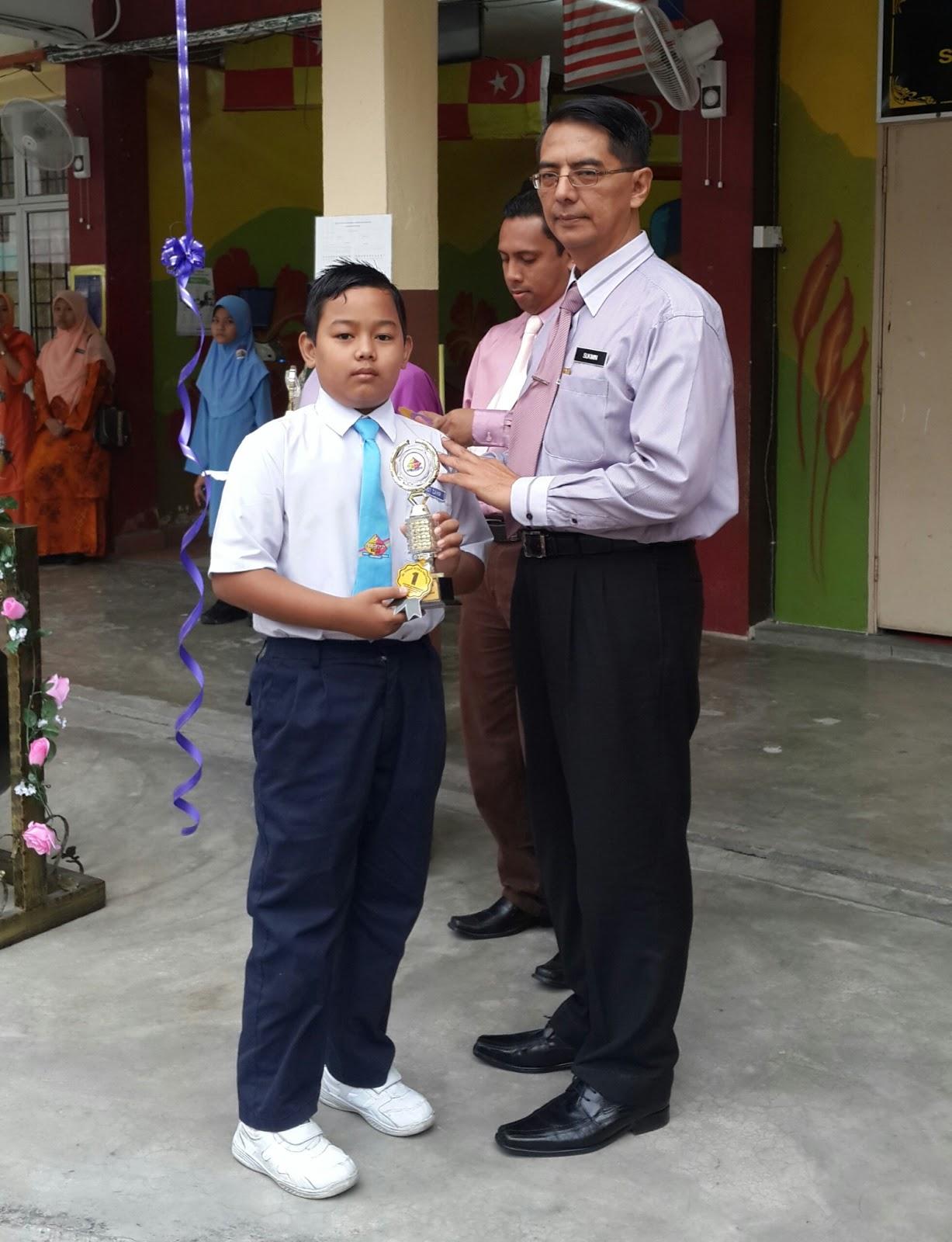 Sekolah Kebangsaan Taman Putra Perdana: LAPORAN