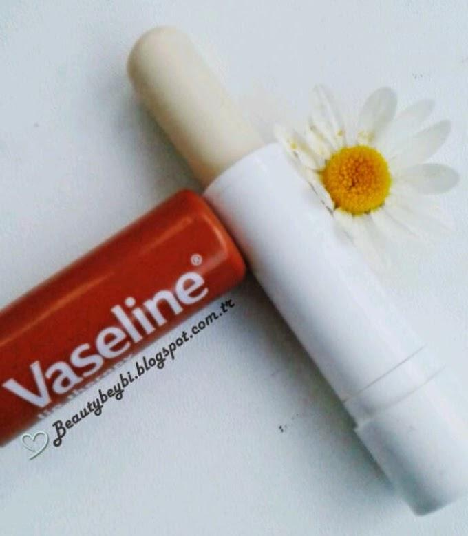Konuk Yazar: Beauty Beybi/ Vaseline® Lip Threapy Lip Balm