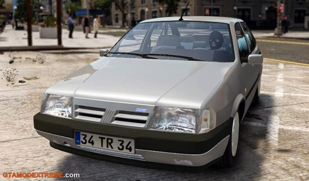 Download Carro Fiat Tempra SX.A Para GTA IV