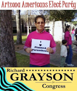 Richard Grayson, Arizona Americans Elect Party 2012 Candidate for Congress, AZ-04