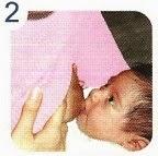 Madre dando leche materna al bebé 2