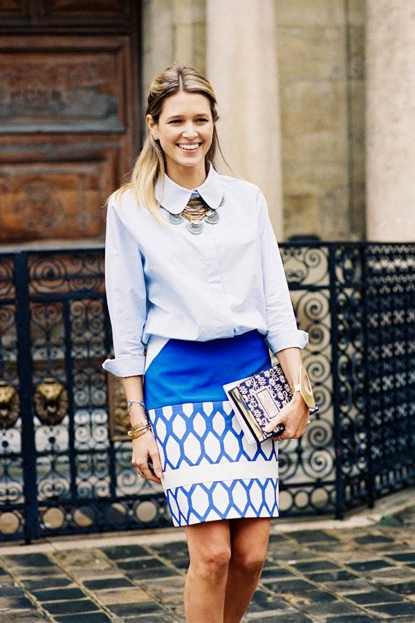 Paris Couture Fashion Week AW 2014.Helena | Vanessa