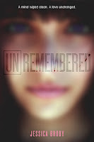 book cover of Unremembered by Jessica Brody