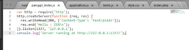 Cara Menginstal NodeJs dan Framework Express di Windows