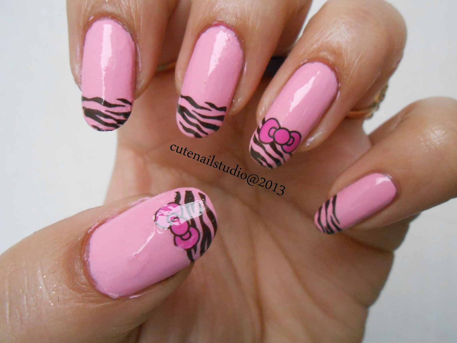 Cute nails: OPI pink friday: Nicki Minaj collection