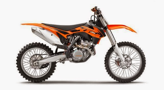 KTM 250SX Bike Price