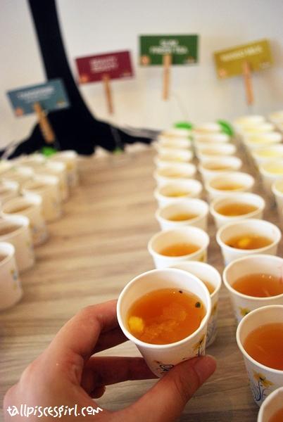 Slim Fresh Tea