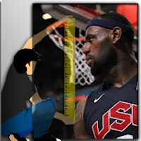 What is LeBron James Height?