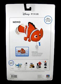 finding nemo action figure