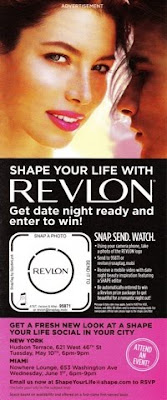 Panelist today at Shape Your Life SOCIAL with REVLON