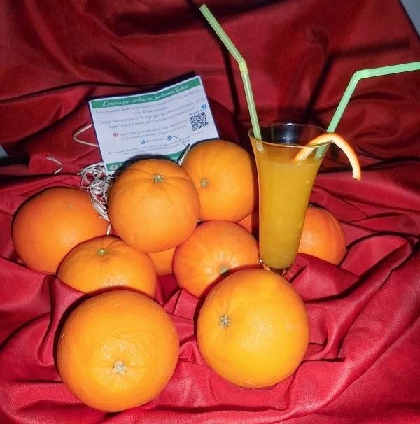naranjas kuka