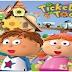 لعبة  المغامرة تيكيتي توك