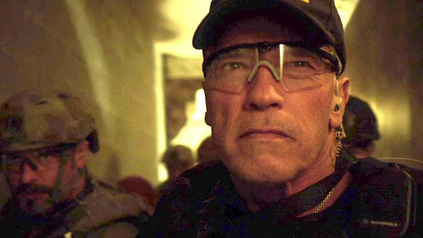 Sabotage Schwarzenegger Movie 5e