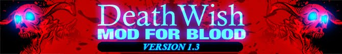 DEATH WISH • Add-On for Blood