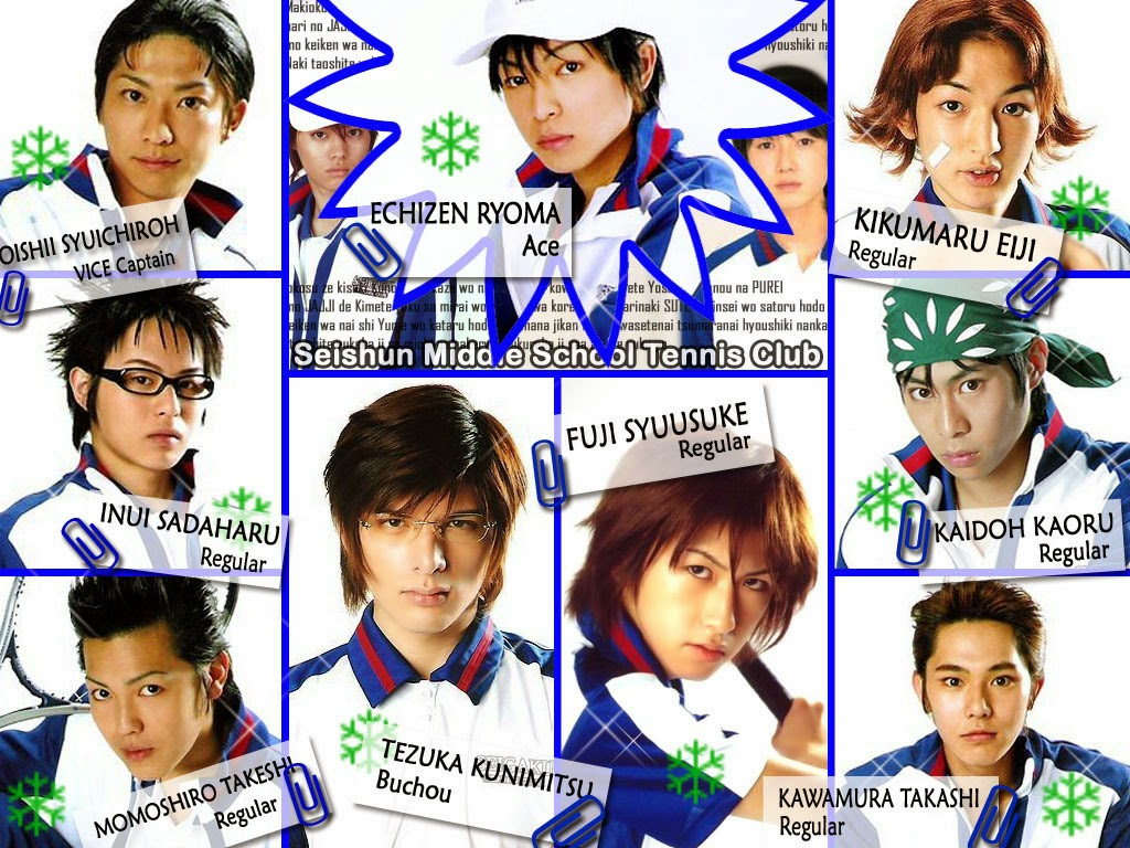 Prince Of Tennis Live Action Download PFU Ok Selamat Men Ya