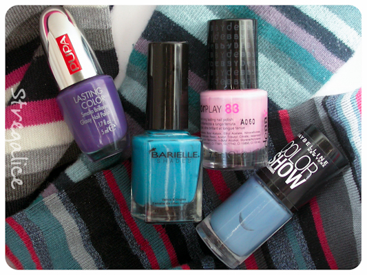 nailpolish used for nail art