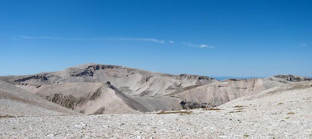 Monte Amaro della Majella dal Focalone