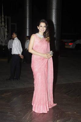 Celebs at Shahid Kapoor wedding reception gallery