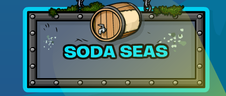 Aqua Grabber Soda Seas Cheats
