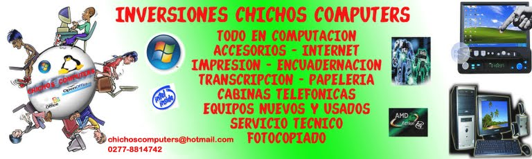 Inv. Chichos Computers