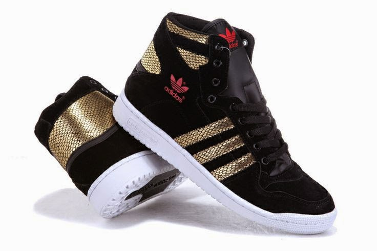 Black Adidas Shoes For...