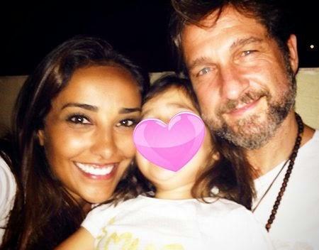 Juliana Moreira fidanzata