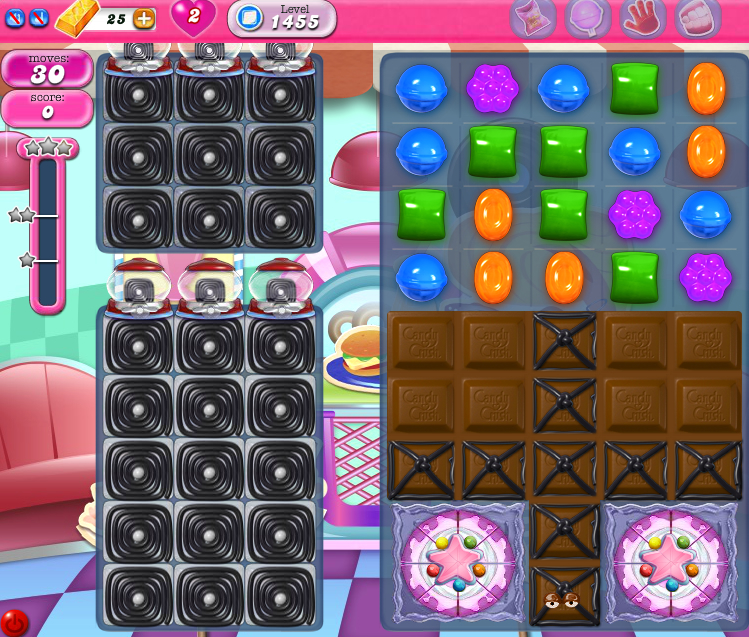 Candy Crush Saga 1455