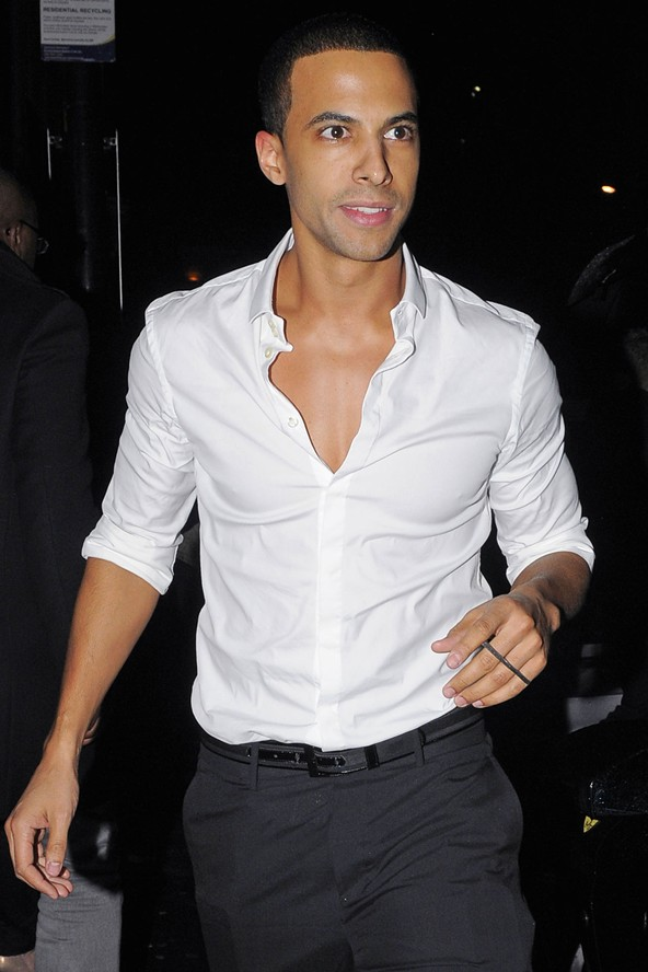 35 Marvin Humes
